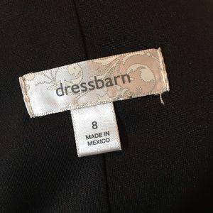 Dress Barn Dresses - Black and White Dress